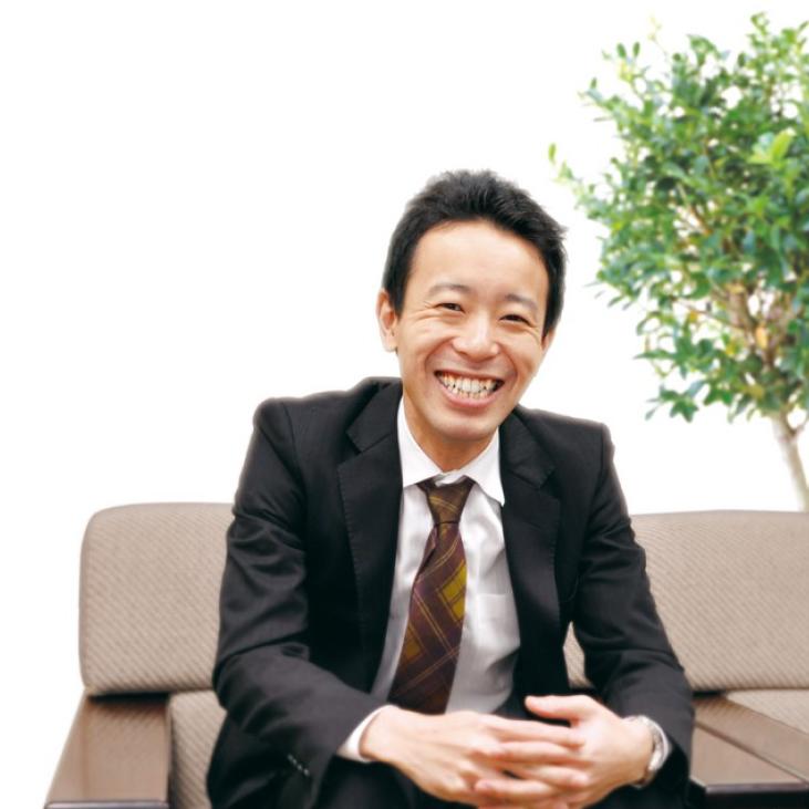 株式会社光陽社 代表取締役社長犬養 岬太